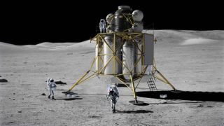 Tackling Moondust for Future Lunar Living