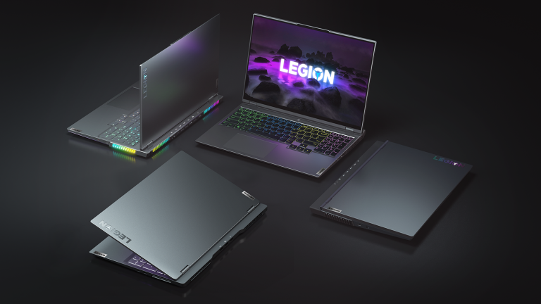 Lenovo Legion 7 gaming laptops