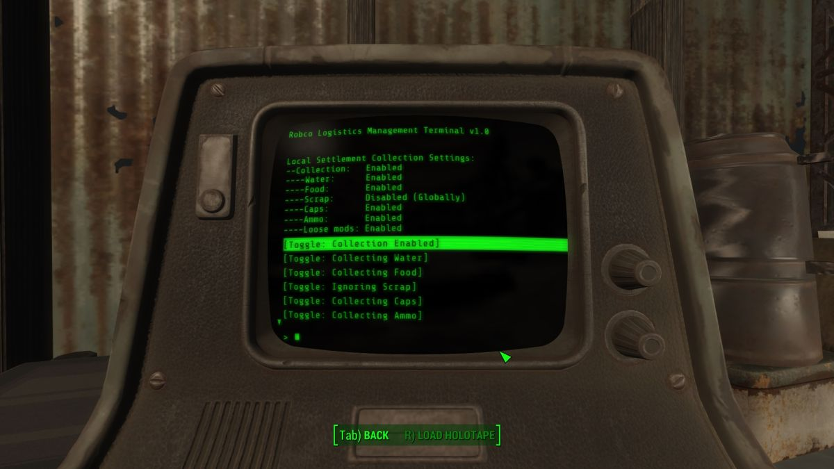 Fallout 4's Sim Settlements mod add-on simplifies resource sharing