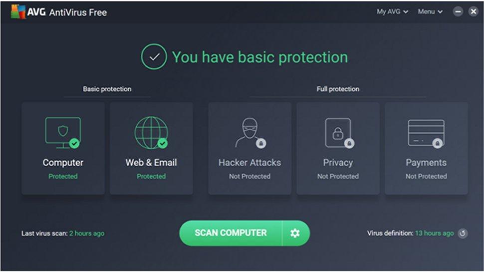 AVG Antivirus review   TechRadar