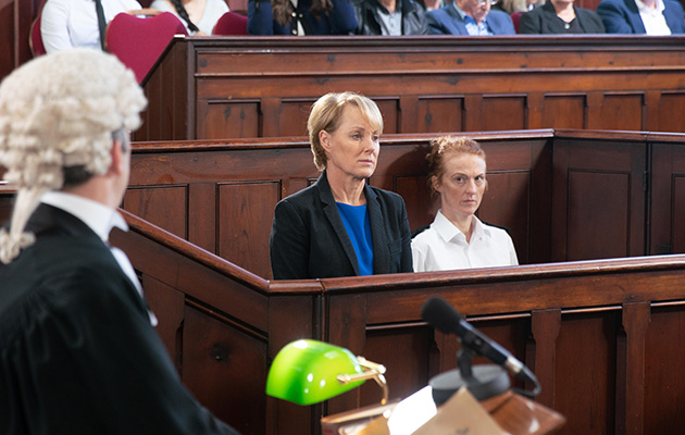 Coronation Street: Will Duncan's testimony send Sally Webster (played by Sally Dynevor) down?