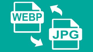 How to convert WEBP to JPEG or PNG