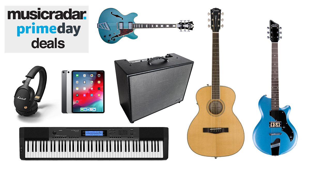 The 12 best Prime Day deals for musicians | MusicRadar