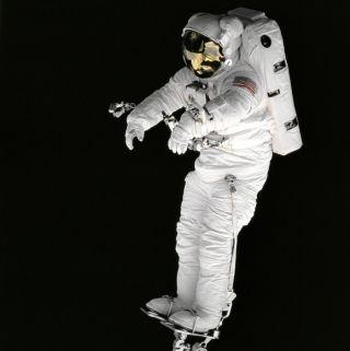 space history, nasa, space shuttle, eva