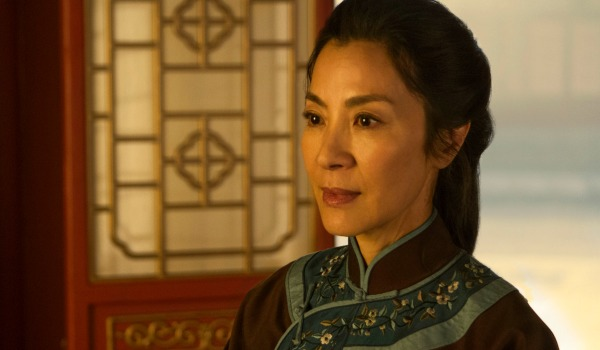 Michelle Yeoh in Crouching Tiger Hidden Dragon 2