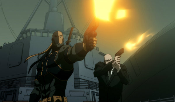 Flashpoint Deathstroke Lex Luthor
