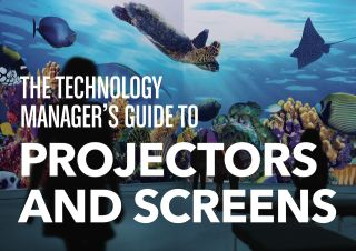 The Technology Manager's Guide to Projectors and Screens