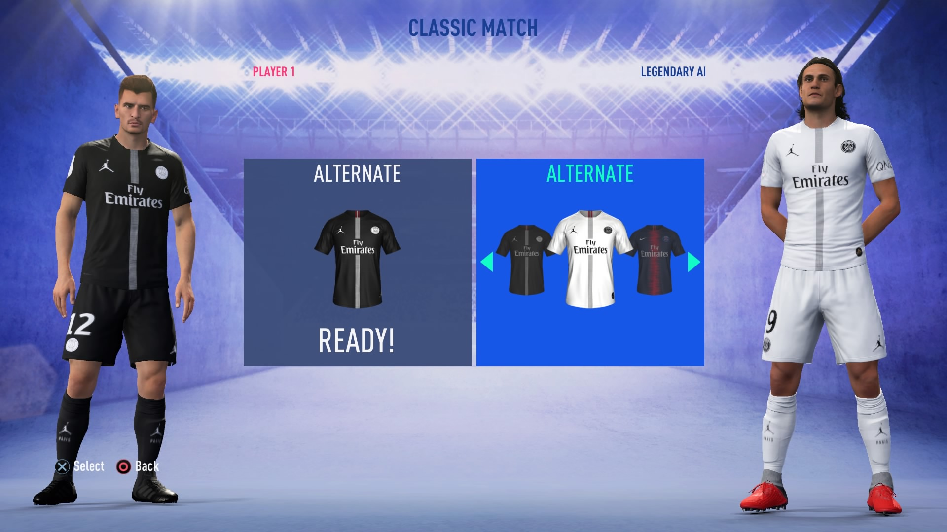5aa6b975 FIFA 19 kits: the most stylish home and away combos for your Ultimate Team  | GamesRadar+