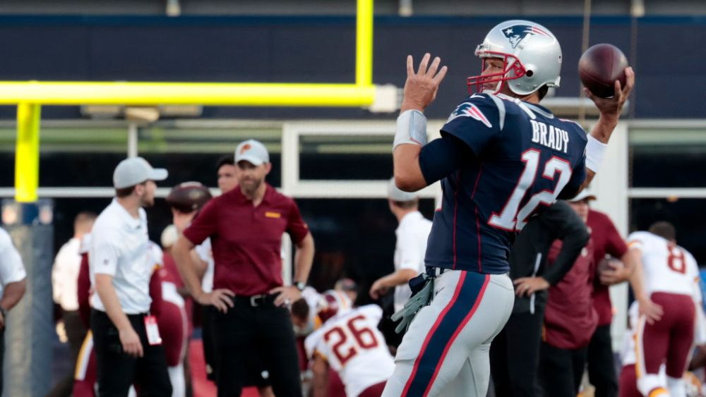 How to watch Patriots vs Redskins: live stream NFL football today from anywhere