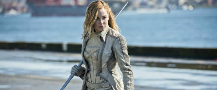 White Canary Legends of Tomorrow