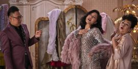 Crazy Rich Asians Was Pressured To Change Its Title