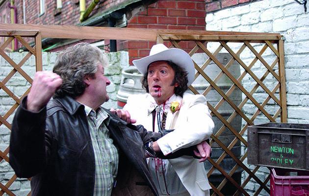 10 Years Ago in the Soaps - Week Beginning December 30 Jim cDonald, Vernon Tomlin, Coronation Street