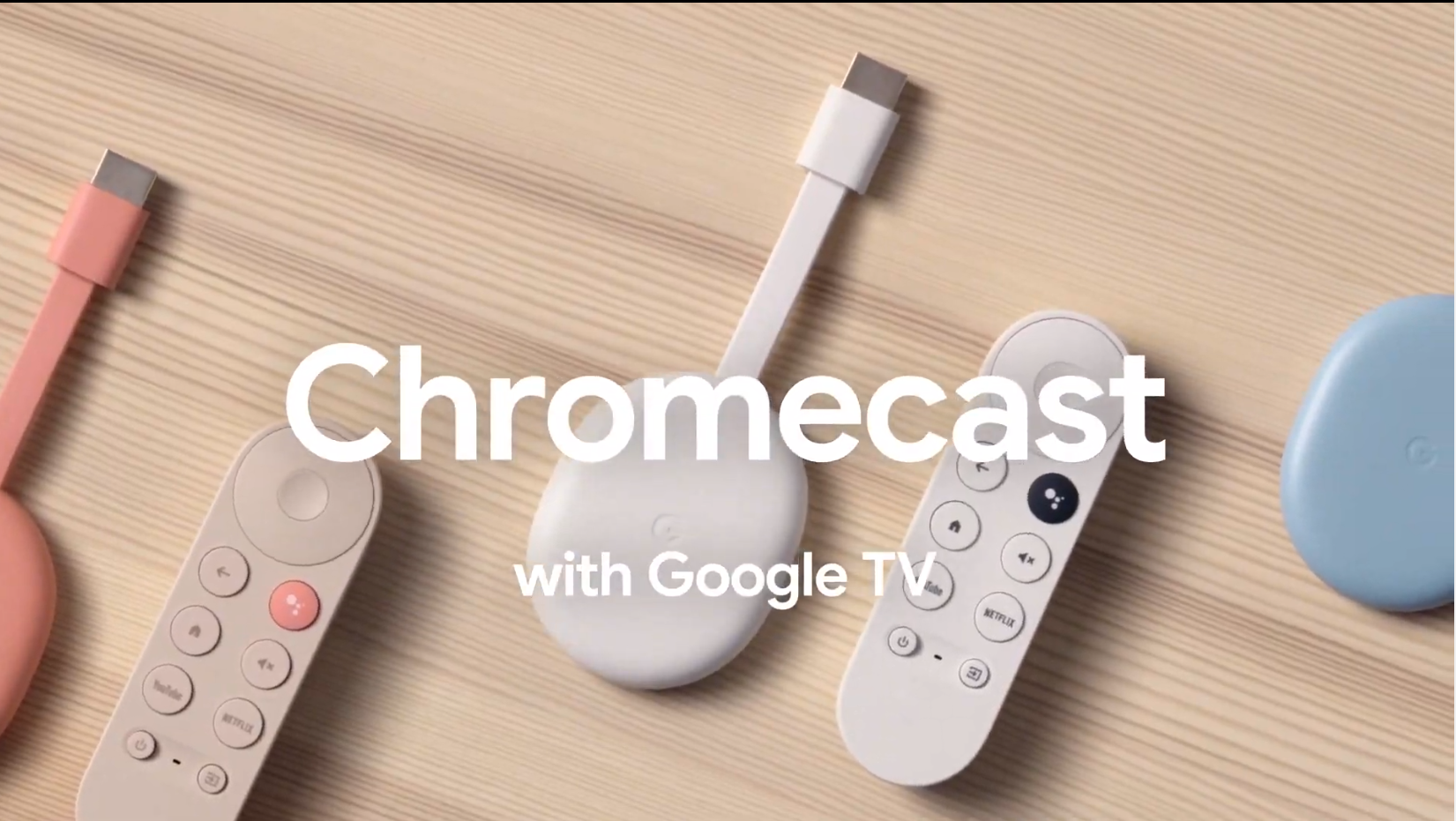 Chromecst with Google TV