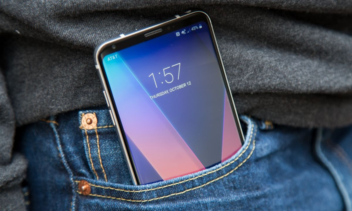 6 Reasons to Buy the LG V35 ThinQ (and 4 to Skip It) | Tom's
