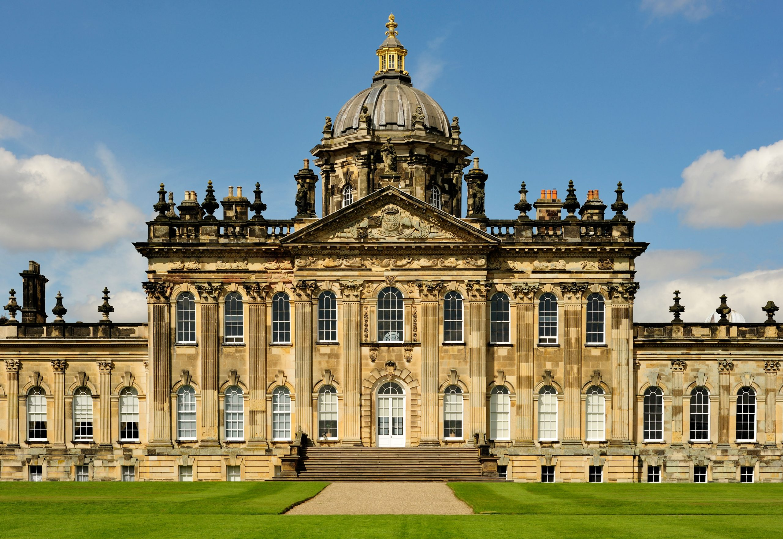 Castle Howard, North Yorkshire, stately home