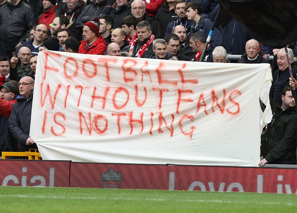 Fans are set to return, but clubs must repay them for their loyalty