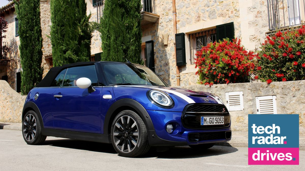 New Mini Cooper S It May Be An Inverted Tardis But Boy Is It Fun