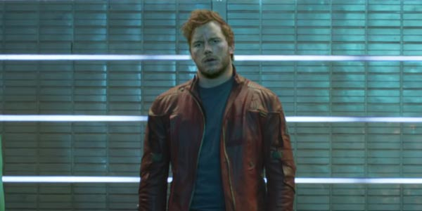Star-Lord Guardians of the Galaxy