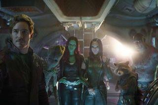Guardians of the Galaxy Vol 2 still