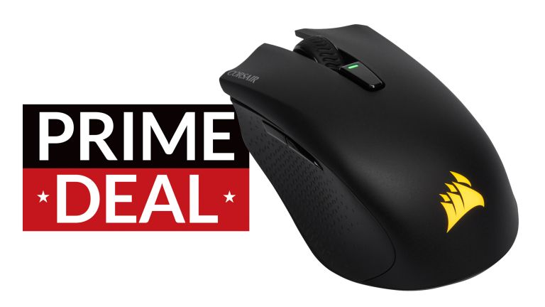 Amazon Prime Day gaming deals mouse Corsair