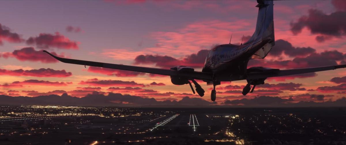 Microsoft Flight Simulator makes a surprise return and it looks absolutely stunning