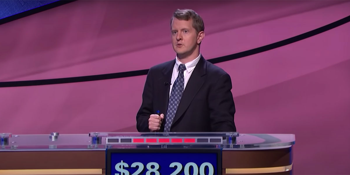 Ken Jennings Talks Losing Alex Trebek Too Soon And How He Feels About Jeopardy Hosting Stint