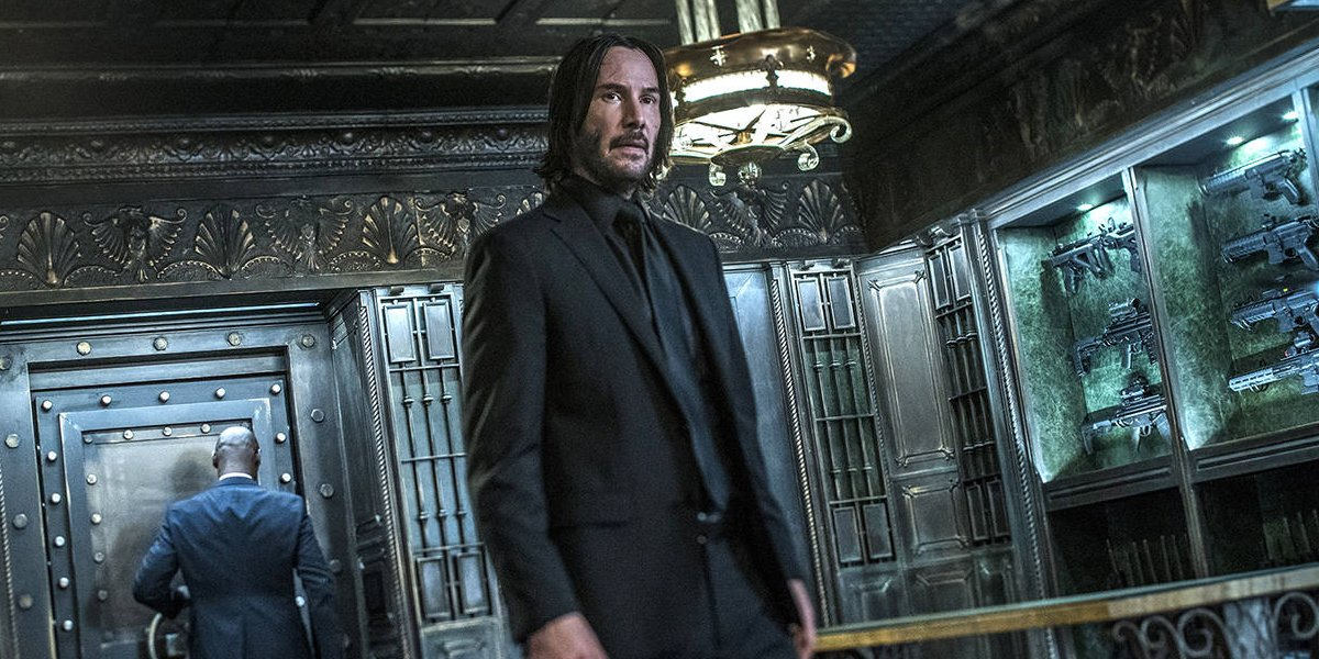 John Wick in John Wick Chapter 3 Parabellum