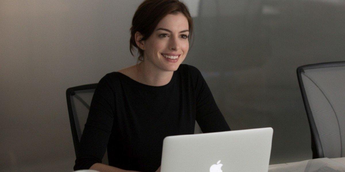 Anne Hathaway - The Intern