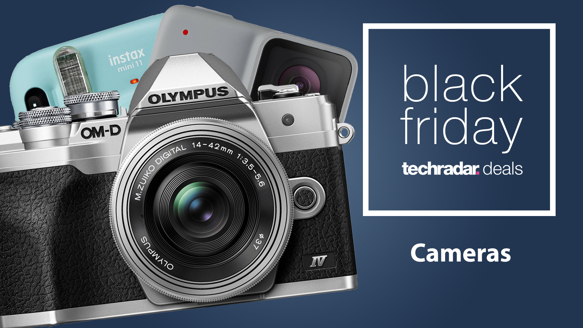 Cyber Monday Camera Deals 2020 All The Deals Still Live On Canon Gopro And More Techradar