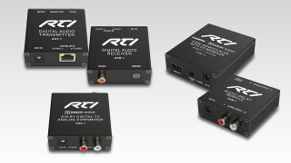 RTI has begun shipping a new line of audio distribution solutions consisting of digital audio converters (DACs), a delay module, and an extender kit.