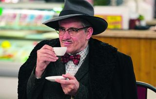 The BBC comedy Count Arthur Strong continues