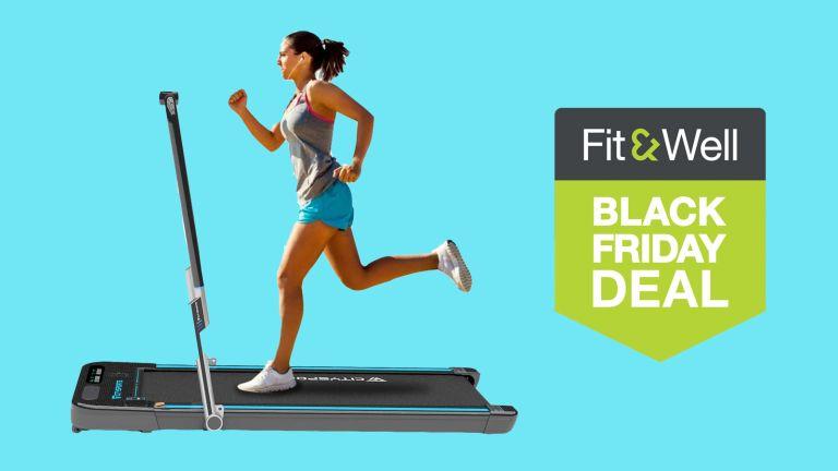 Black Friday fitness deals: CitySports foldable treadmill