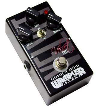 wampler pedals introduces velvet fuzz guitarworld. Black Bedroom Furniture Sets. Home Design Ideas