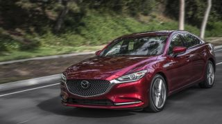 The Mazda 6 has a heads-up display that will rock your world | TechRadar