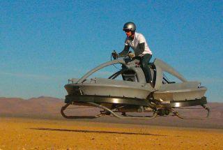 Aerofex Aerial Vehicle