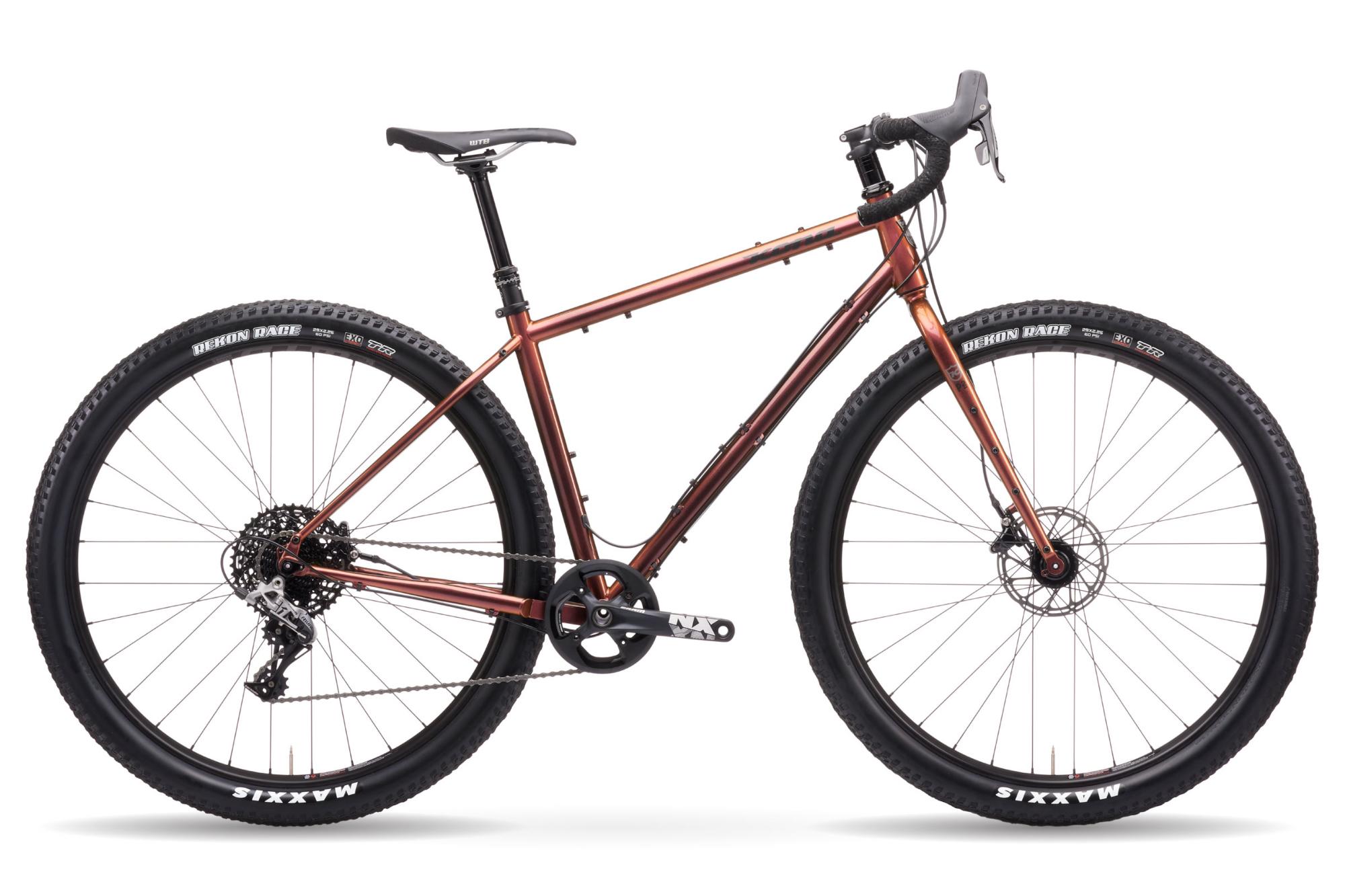 Kona bikes range