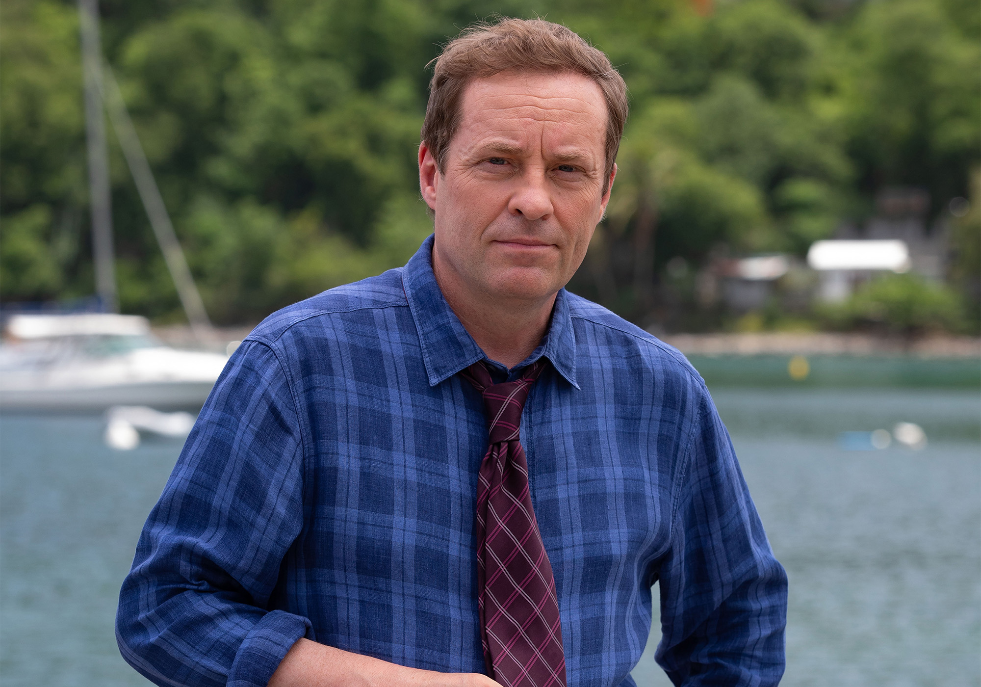 Death in Paradise teases first look at Ardal's replacement - is it Rowan Atkinson, Ralf Little, Alexander Armstrong or someone else?