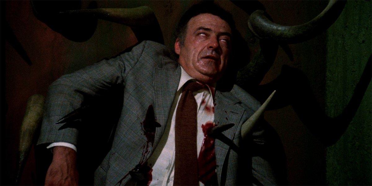 Dr. Norton impaled in Salem's Lot