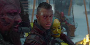 Guardians Of The Galaxy's Sean Gunn Shares His Hopes For Kraglin in Vol. 3