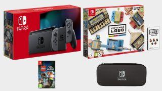 Argos Nintendo Switch Labo bundle