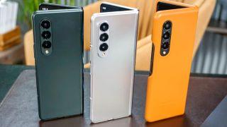 Galaxy Z Fold 3 deals