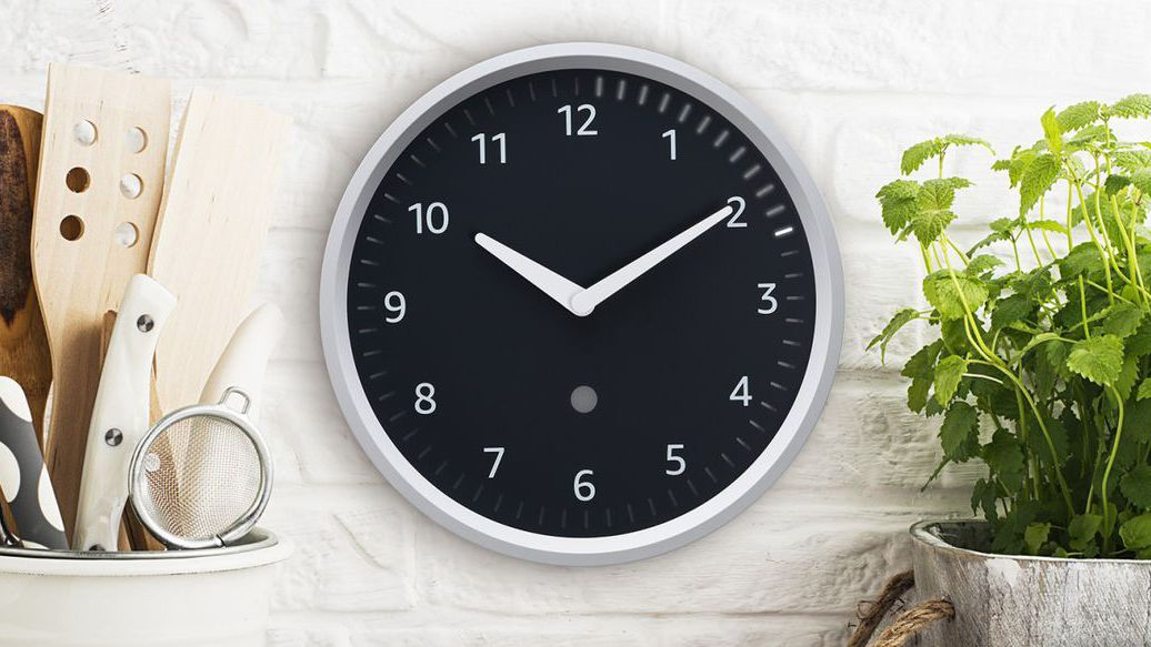 Amazon halts Echo Wall Clock sales due to connectivity problems