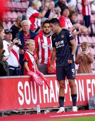 Southampton v Wolverhampton Wanderers – Premier League – St. Mary's Stadium