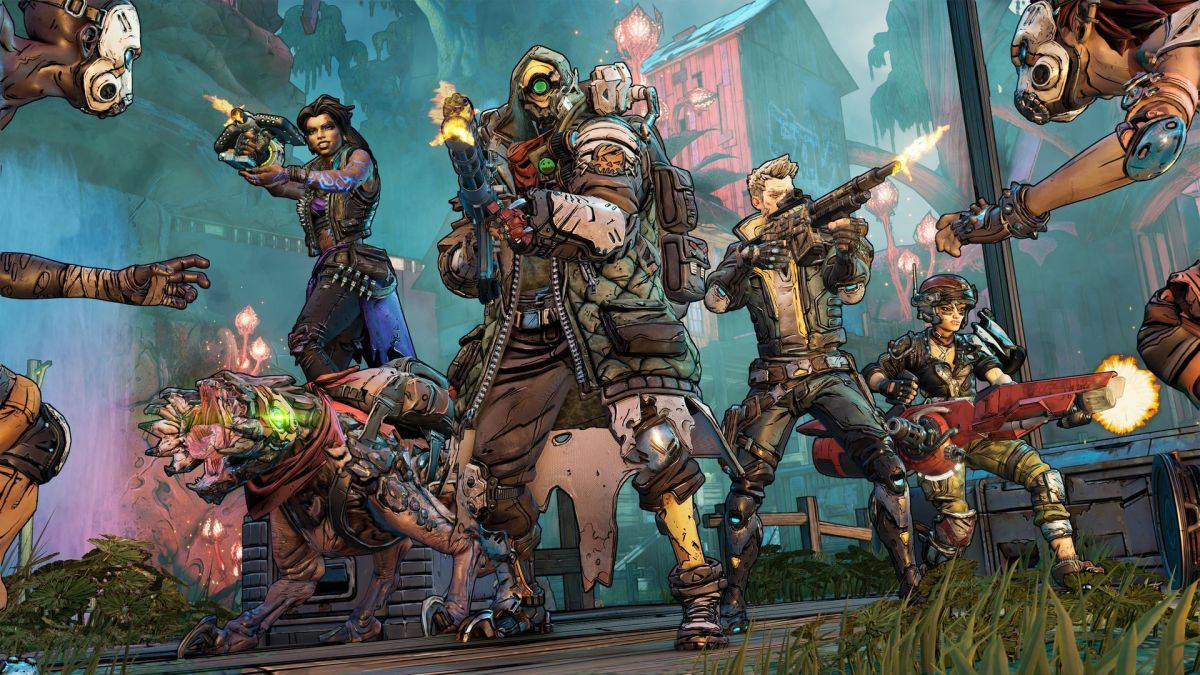 Gearbox to reveal first set of Borderlands 3 DLC later today: Here's how to watch the live stream