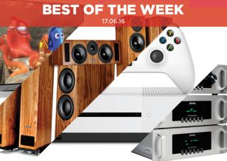 Best of the Week: Xbox One S console, LG OLED65E6V 4K TV