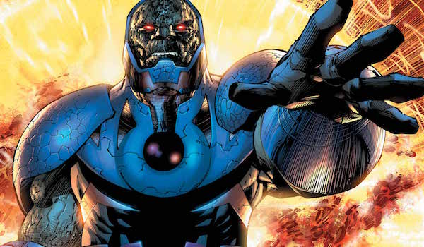 New 52 Darkseid holding hand out