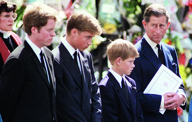 Twenty years on, many of us still remember where we were on 6 September 1997 – the day of Princess Diana's funeral.