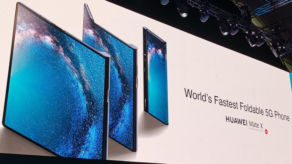 Image result for Huawei Mate X.