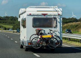 Motorhome/caravan