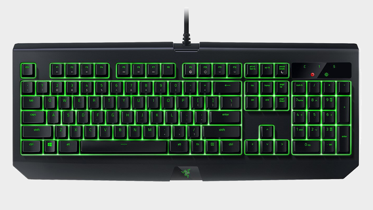 The Razer BlackWidow Ultimate gaming keyboard is $46 right now (save $64)   PC Gamer